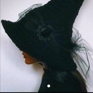 Custom made witches hat